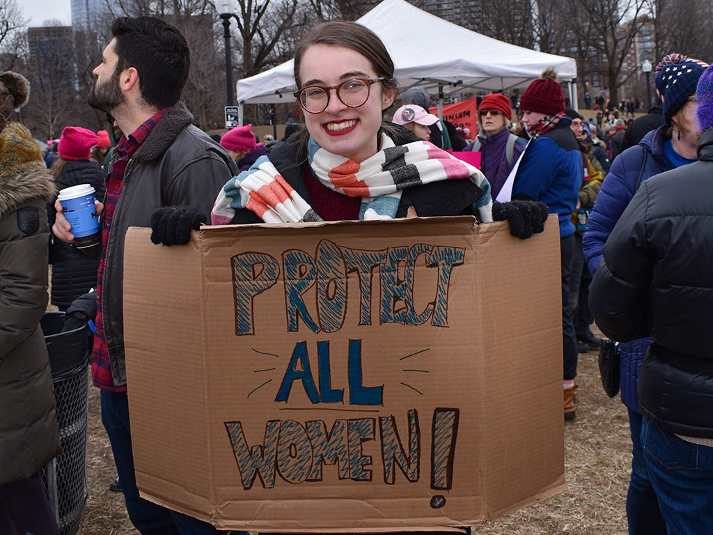 People of the 2019 Women's March - Magazine